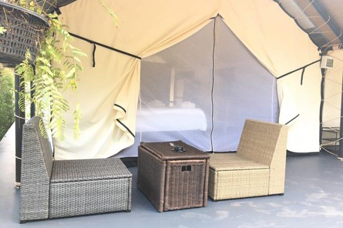 Mont Blanc Glamping Khao Yai : Tent Suite